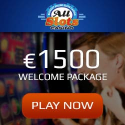 50 free spins + 300% up to €1500 bonus