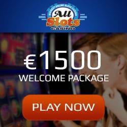 50 free spins + 300% up to €1500 bonus