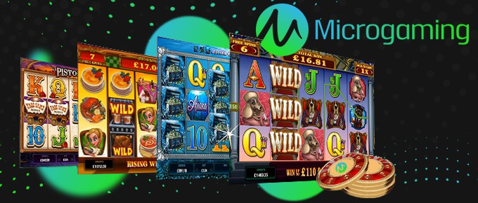 free spins no deposit mobile casino microgaming