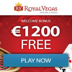 Get 120 free spins plus €/$1200 bonus money