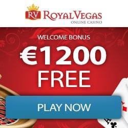 Get 120 free spins plus €/$1200 bonus money