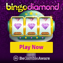 Bingo Diamond Casino | 50 free spins and 200% welcome bonus | review