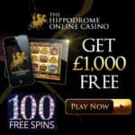 Hippodrome Online Casino – 25 free spins on Karaoke Party – ND bonus!