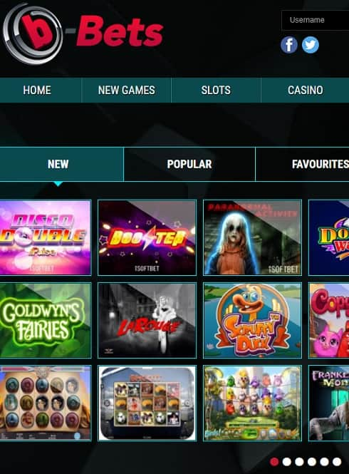 b Bets Casino Review