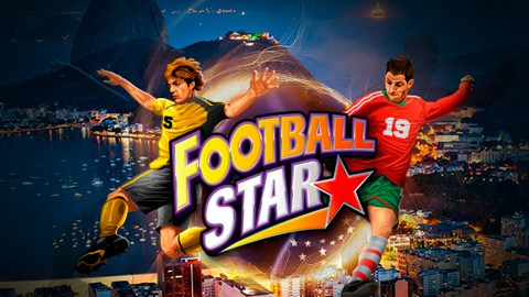 Football Star slot - free spins and get bonus - Microgaming Casino