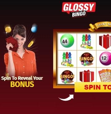 Glossy Casino free bonus spins