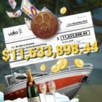 Yako Casino player wins Mega Moolah jackpot – $11,633,898.44!
