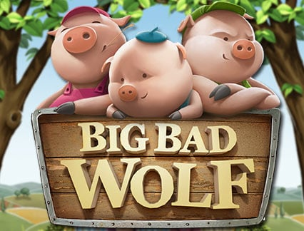 Big Bad Wolf slot machine - free spins bonus