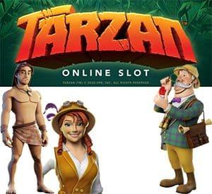 Tarzan free spins
