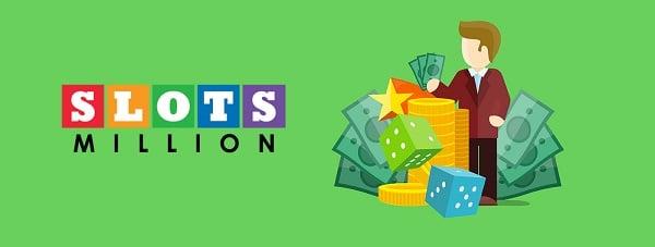 Slots Million deposit and cashout