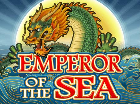 Emperor of the Sea | 8 free spins and 15 bonus wild symbols | slot review