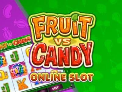 Fruit vs Candy slot machine