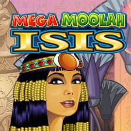 Mega Moolah Isis free spins