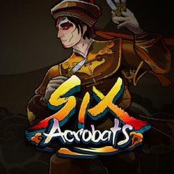 Six Acrobats banner 250x250