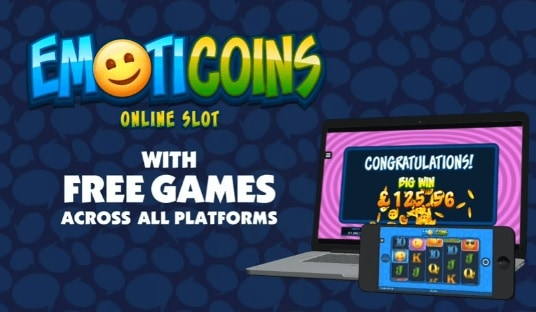 EmotiCoins slot free spins