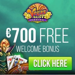 Vegas Slot Casino | 210% up to €700 Instant Bonus and Free Spins
