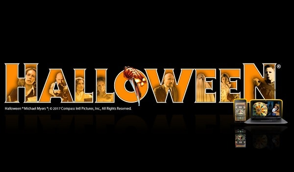 Halloween Slot free spins bonus