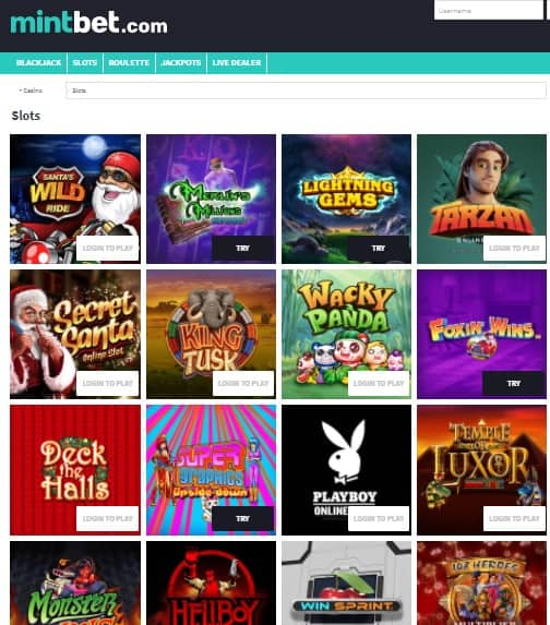 Mintbet Casino Review