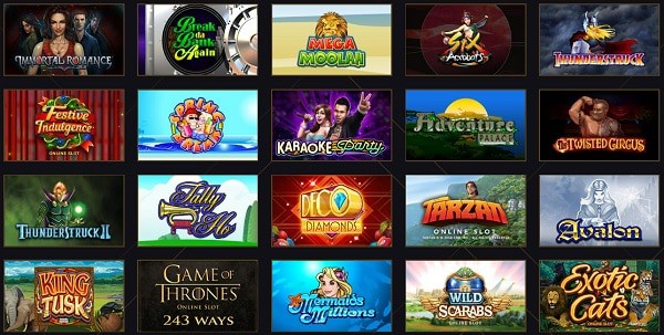 The best online casino games to play with free spins