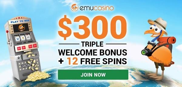 $300 welcome bonus