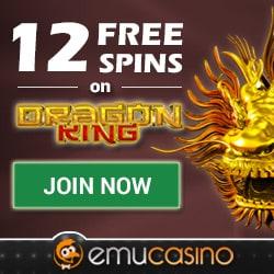 Emu Free Spins Bonus