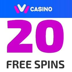 Ivi Casino 20 free spins bonus no deposit required - sign up now!