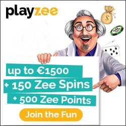 150 free spins + 175% up to €1500 free bonus | Review