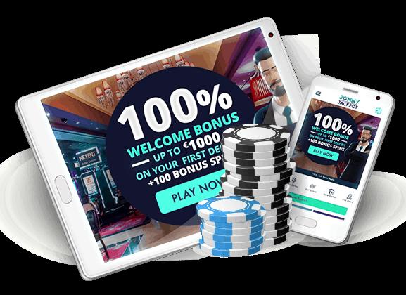 100 free spins on Starburst + 100% welcome bonus