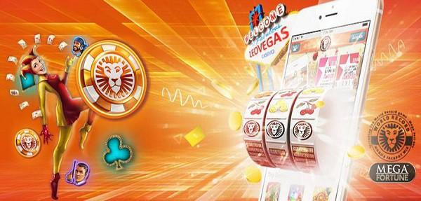 Get Leo Vegas free spins now!