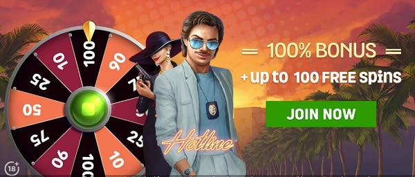 1000 GBP + 100 free spins