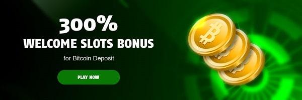 300% bonus (bitcoin)