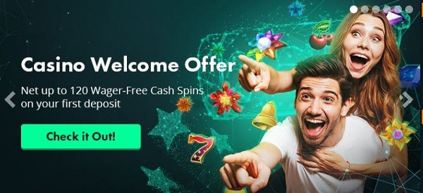 Volt Casino register and play for free!