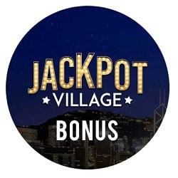 Jackpot Village Casino | 300% up to €400 bonus + 95 free spins | Review