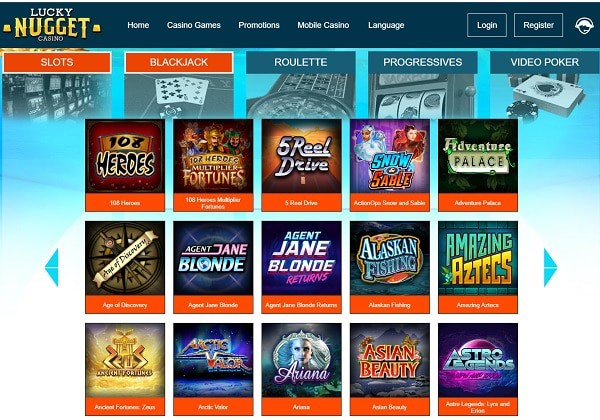 Microgaming Casino Review & Rating