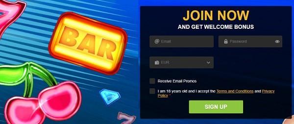 Fastpay Free Spins Bonus