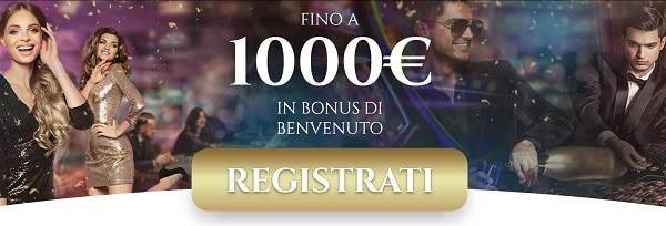 1000 EUR gratis bonus casino
