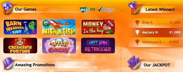 Full Games Free Spins