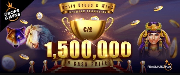 Daily Drops and Wins Tournament