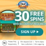 All Slots Casino no deposit bonus: 30 free spins on Mahiki Island
