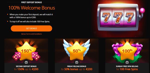 TeleVegas Casino Bonuses