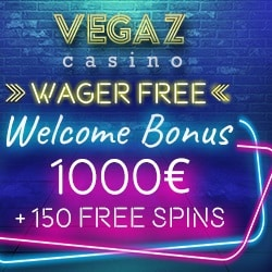 Click for 150 free spins on sign-up!