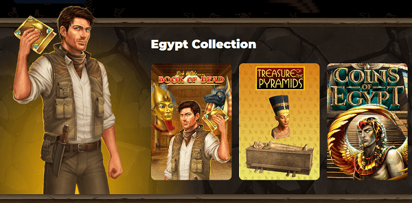 Egyptian Game Collection