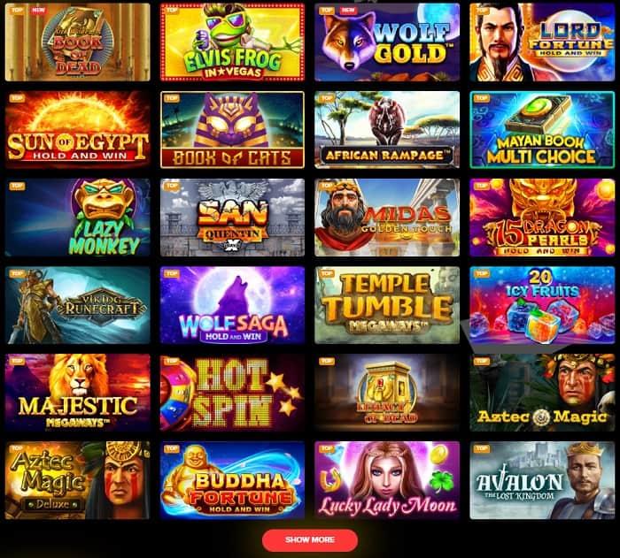 Arlekin Casino Review & Rating
